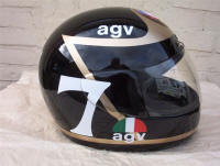 Helmet Painted by Cleveland Bikespray 01642 649011